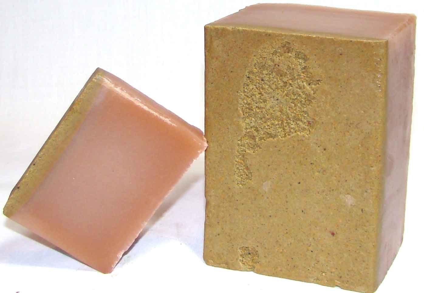 Мыло своими руками глиной